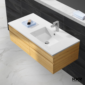 Solid Surface Single Vanities KKR-1555