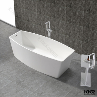 Vasca da bagno in ecopelle a superficie solida KKR-B049