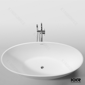 Freestanding Solid Surface Bathtub KKR-B061